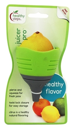 DROPPED: Healthy Steps - Juicer Pro - CLEARANCE PRICED