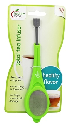 Healthy Steps - Total Tea Infuser