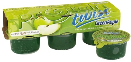 DROPPED: Protica Nutritional Research - Protein Twist Jelly Candy Green Apple - 1 oz.