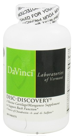 DROPPED: DaVinci Laboratories - Disc-Discovery - 180 Tablets CLEARANCE PRICED