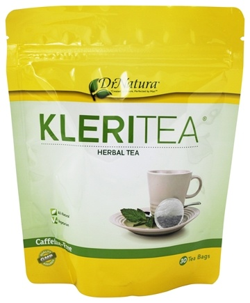 DrNatura - Kleritea Herbal Tea Caffeine-Free - 30 Tea Bags