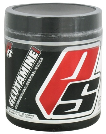 DROPPED: Pro Supps - Glutamine 300 100% Pharmaceutical Grade 4500 mg. - 10.7 oz. CLEARANCE PRICED