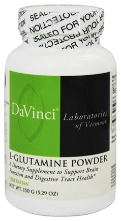 DaVinci Laboratories - L-Glutamine Powder 5000 mg. - 150 Grams
