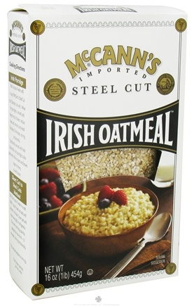 DROPPED: McCann's - Irish Oatmeal Steel Cut - 16 oz.