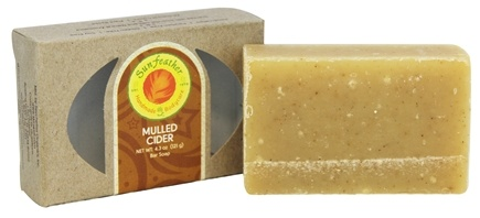 Sunfeather - Bar Soap Mulled Cider - 4.3 oz.