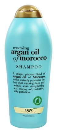 Organix - Shampoo Renewing Moroccan Argan Oil - 25.4 oz.