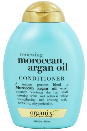 DROPPED: Organix - Conditioner Renewing Moroccan Argan Oil - 13 oz.