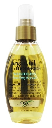 Organix - Weightless Healing Dry Oil Renewing Moroccan Argan Oil - 4 oz.