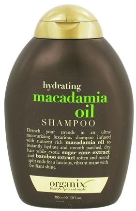 DROPPED: Organix - Shampoo Hydrating Macadamia Oil - 13 oz.