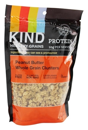 Kind Bar - Healthy Grains Peanut Butter Whole Grain Clusters - 11 oz.
