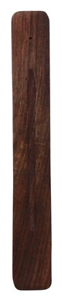 Triloka - Wooden Incense Holder Banana - 10 in.