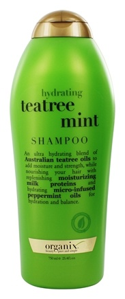 Organix - Shampoo Hydrating Tea Tree Mint - 25.4 oz.