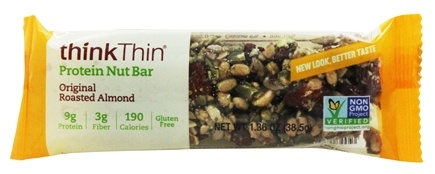 Think Products - thinkThin Crunch Bar Mixed Nuts - 1.41 oz.