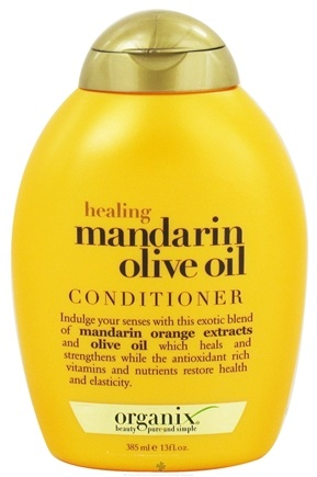 DROPPED: Organix - Conditioner Healing Mandarin Olive Oil - 13 oz.