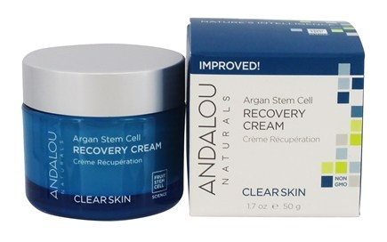 Andalou Naturals - Clarifying Beta Hydroxy Complex Recovery Cream - 1.7 oz.