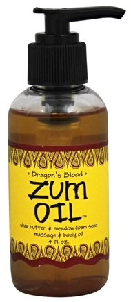 Indigo Wild - Zum Oil Dragon's Blood - 4 oz.