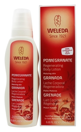 Weleda - Body Lotion Regenerating Pomegranate - 6.8 oz.