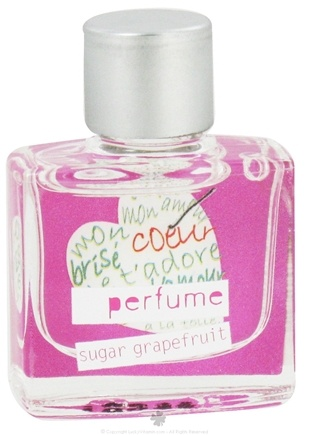 DROPPED: Love & Toast - Little Luxe Perfume Sugar Grapefruit - 0.33 oz. CLEARANCE PRICED