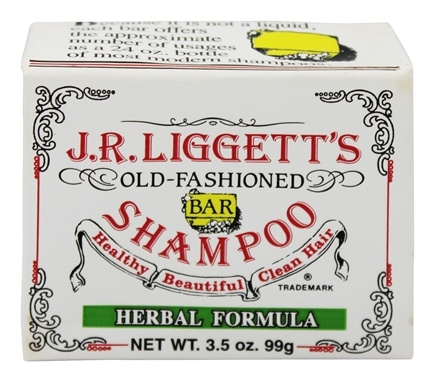 DROPPED: JR Liggett's - Old-Fashioned Shampoo Bar Ultra Balanced - 3.5 oz.