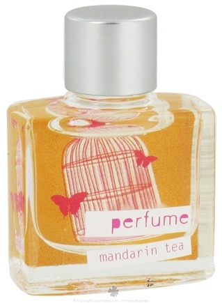 DROPPED: Love & Toast - Little Luxe Perfume Mandarin Tea - 0.33 oz. CLEARANCE PRICED