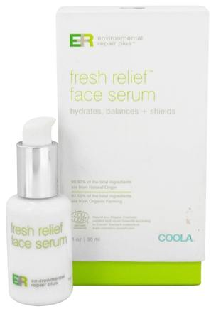 DROPPED: Coola Suncare - Environmental Repair Plus Fresh Relief Face Serum - 1 oz. CLEARANCE PRICED