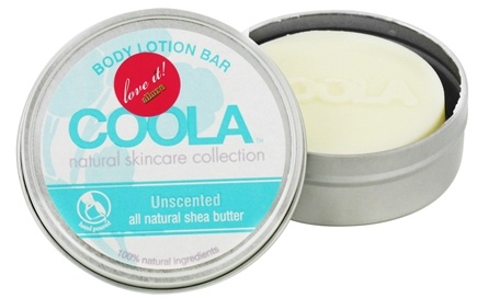 DROPPED: Coola Suncare - Body Lotion Bar Unscented - 2.75 oz. CLEARANCE PRICED