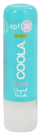 DROPPED: Coola Suncare - Liplux Sport Lip Balm Original Flavor 30 SPF - CLEARANCE PRICED
