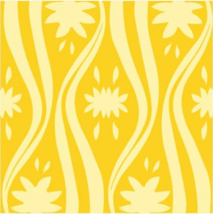 """DROPPED: Earth Balance Bag - Tree Free Gift Wrap Mellow Yellow - 12.5 sq. ft (30"""" x 5 """") - CLEARANCE PRICED"""
