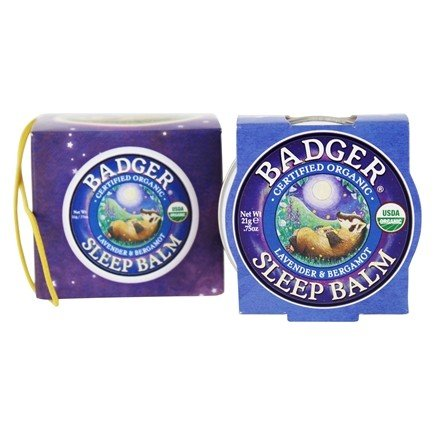 Badger - Sleep Balm Ornament - 0.75 oz.