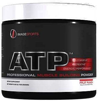 DROPPED: Image Sports - ATP Professional Muscle Building Powder Fruit Punch - 195 Grams