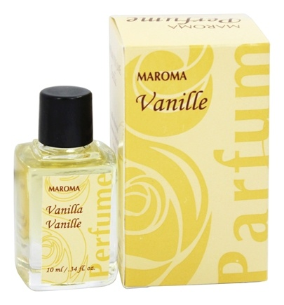 DROPPED: Maroma - Perfume Oil Vanilla - 10 ml.