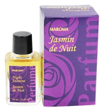 DROPPED: Maroma - Perfume Oil Night Jasmine - 10 ml.