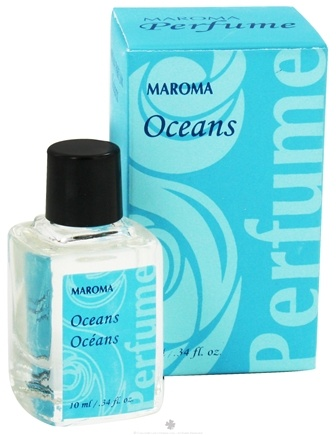 DROPPED: Maroma - Perfume Oil Oceans - 10 ml. CLEARANCE PRICED