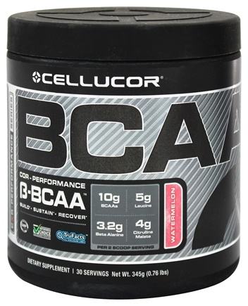 DROPPED: Cellucor - Cor-Performance Series BCAA Powder Watermelon 30 Servings - 345 Grams