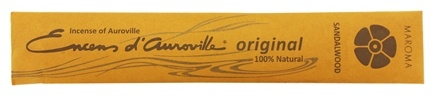 DROPPED: Maroma - Encens d'Auroville Incense Sandalwood - 10 Stick(s)