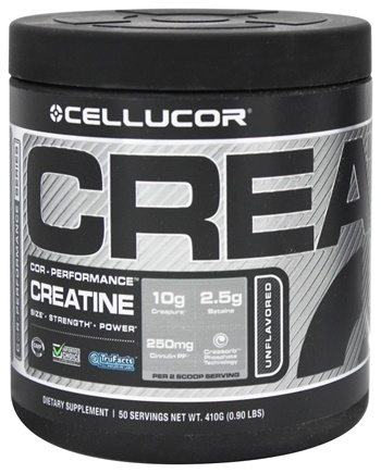 DROPPED: Cellucor - Cor-Performance Series Creatine Unflavored 50 Servings - 410 Grams