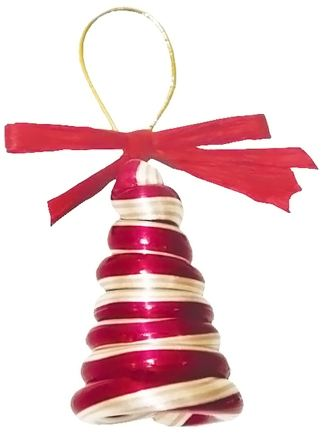 DROPPED: Hammond's Candies - Cone Tree Ornament All Natural Mint - 1.5 oz.