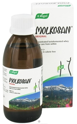 DROPPED: A.Vogel - Molkosan Original - 200 ml.