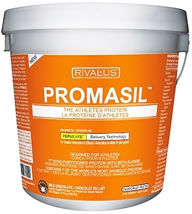 DROPPED: Rivalus - Promasil Milk Chocolate - 4 lbs.