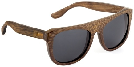 Wear Panda - Martin Handcrafted Bamboo Sunglasses Brown