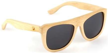 Wear Panda - Martin Handcrafted Bamboo Sunglasses Natural