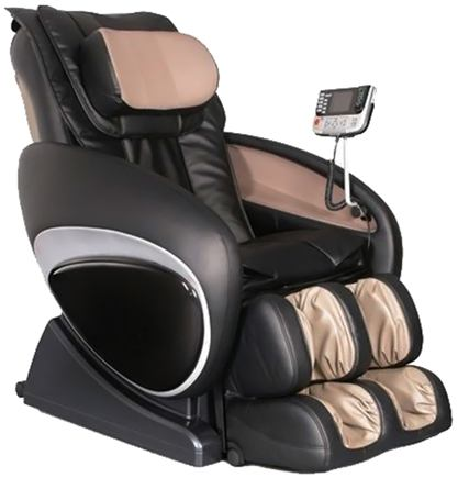 DROPPED: Osaki - Executive Zero Gravity Massage Chair OS-3000A Black