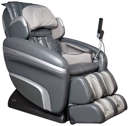 Osaki - Executive Zero Gravity S-Track Massage Chair OS-6000D Charcoal