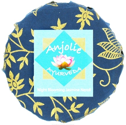 DROPPED: Anjolie Ayurveda - Night Blooming Jasmine Soap - 150 Grams CLEARANCED PRICED