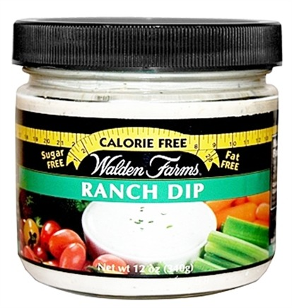 DROPPED: Walden Farms - Calorie Free Dip Ranch - 12 oz.