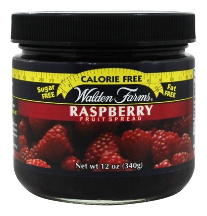 Walden Farms - Calorie Free Fruit Spread Raspberry - 12 oz.