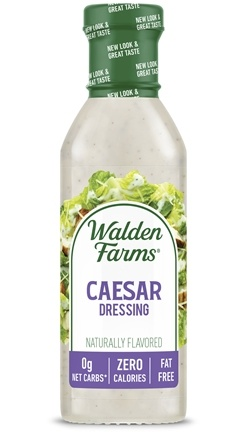 Walden Farms - Calorie Free Salad Dressing Caesar - 12 oz.