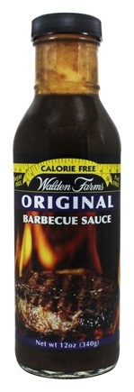 Walden Farms - Calorie Free Barbecue Sauce Original - 12 oz.