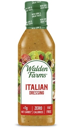 Walden Farms - Calorie Free Salad Dressing Italian - 12 oz.