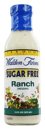 Walden Farms - Sugar Free Salad Dressing Ranch - 12 oz.